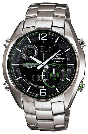 586de907 Купить оригинальные японские Наручные часы CASIO EDIFICE ERA-100D ...