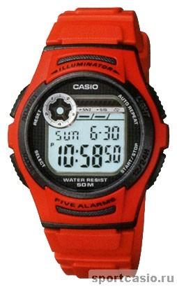 Официальный сайт часов Casio (Касио)